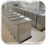Feed mill micro bin system