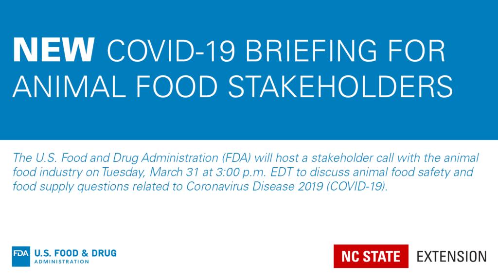 FDA COVID-19 briefing graphic